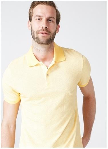 Pierre Cardin Pierre Cardin T-Shirt Sarı